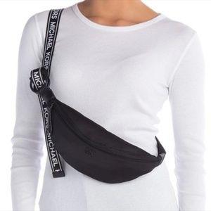 Michael Kors Nylon Fanny Pack Belt Bag / NWOT